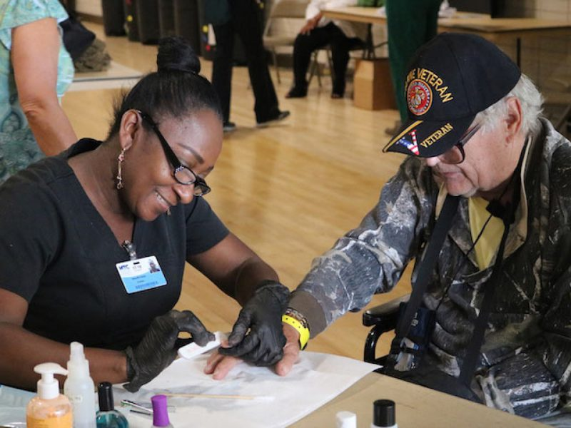 JFCS 8th Annual Stand Down event