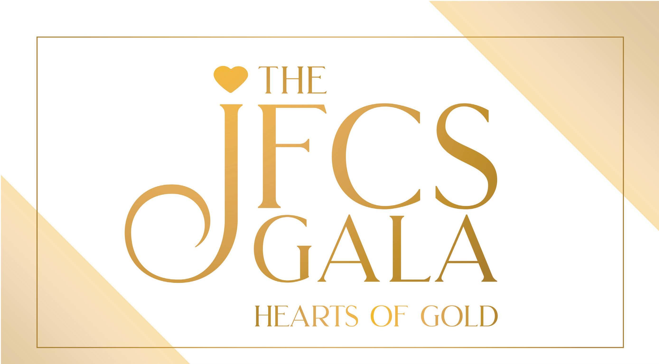 JFCS Gala Hearts o Gold